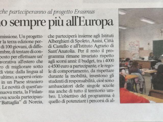 Corriere dellUmbria 071117